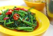 Asian spicy vegetables