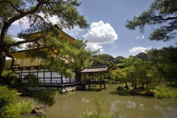 Templio d'Oro Kyoto 02