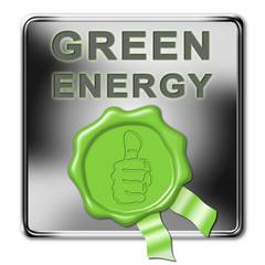 button green energy