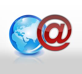Weltweit Internet