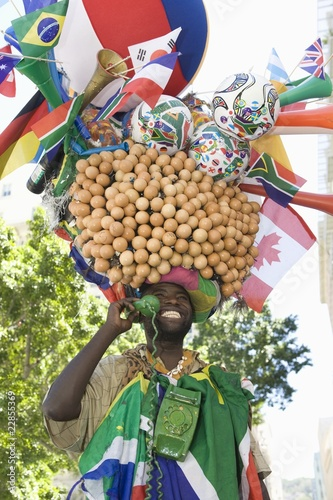 The Egg Man, South Africa