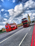 bus et big ben