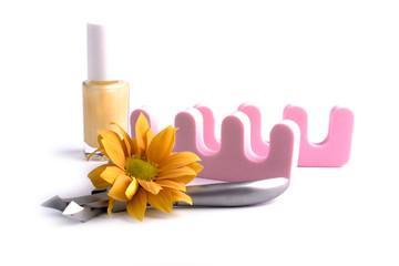 pedicure beauty set