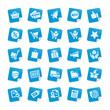 Sticky Icons