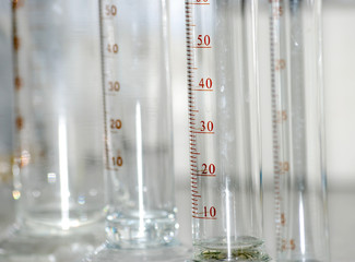 Science graduated cylinder