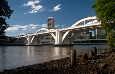 Brisbane's William Jolly bridge