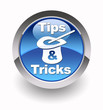 ''Tips & Tricks'' glossy icon