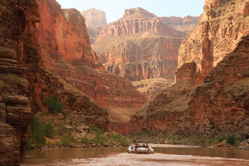 Grand Canyon White Wayer Rafting