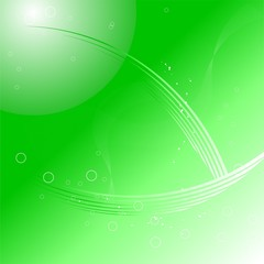 abstract bright green background