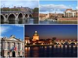 Tourisme dans Toulouse poster