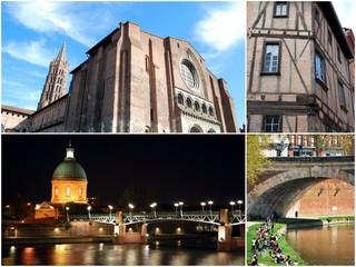 Une promenade à Toulouse