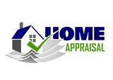 Home appraisal icon poster