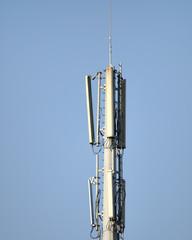 Antenne relais du réseau GSM