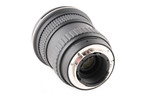 zoom wide angle lens for slr camera