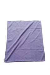 cleaning rag with white background