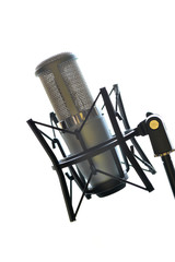 Studio musical microphone