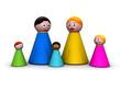 Famiglia multietnica
