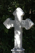 cross grave ornament