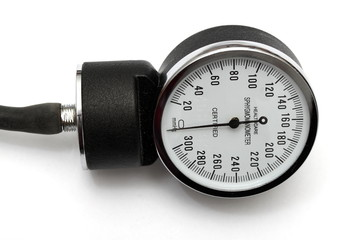 Manometer of arterial pressure