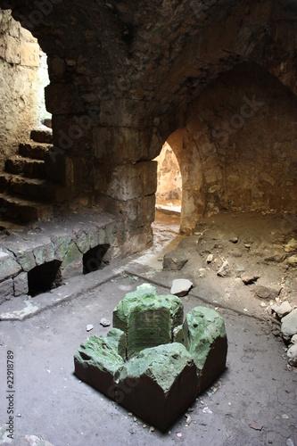Antiguos Baños Romanos de sebaa78, imagen libre de ...