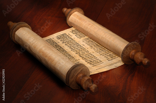 Bible Scrolls - 22920993