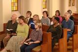 Church Congregation poster