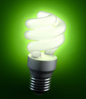 Energy saving lightbulb