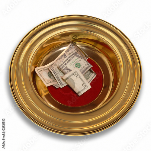 Offering Plate - 22921580