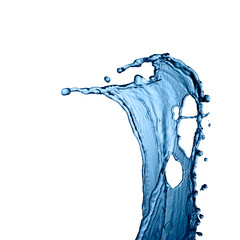 Photo of water splash