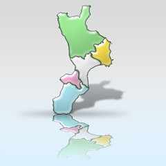 Calabria 3D