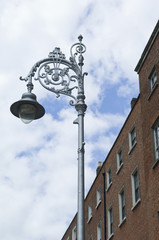 Streetlight of Dublin
