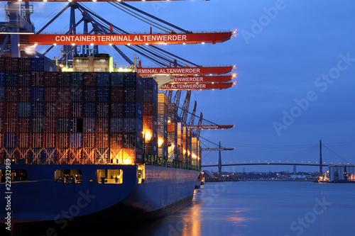 Containerterminal Altenwerder 2