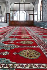 Moschee, Teppich