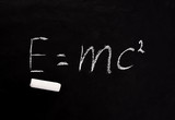 Well-known physical formula.. poster