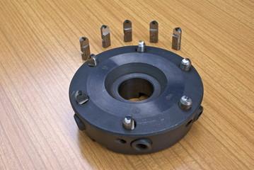 hardmetal metalcutting miller