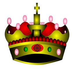 The Gold(en)  crown