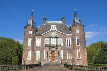 Biljoen Castle, a 16th-17th C. mansion in Velp, The Netherlands