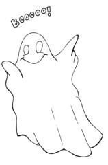 Geist, Gespenst, Halloween, spuken, erschrecken