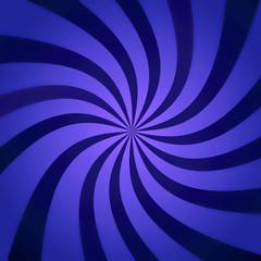 Deep Purple Burst Twist