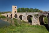 Puente de Frias, Burgos, Castilla y Leon, Spain poster