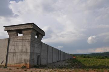 prison watchtower