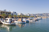 Kardamena Harbor, Kos Island Greece