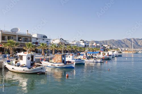 Kardamena Harbor, Kos Island Greece - 22980958