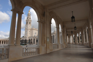 Fatima (Portugal) sanctuary