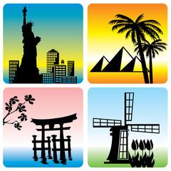 travel landmark