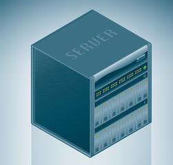 Internet Server Unit