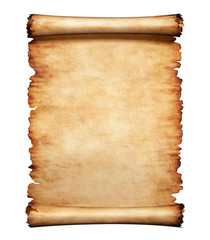 Old Parchment Paper Letter Background