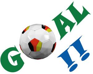Goal de l'Allemagne