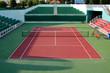 Sports tennis arena - 22997776