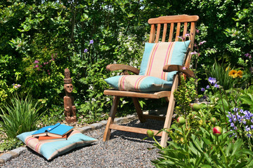 Liegestuhl - Deck Chair